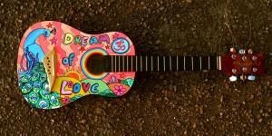 Ge-pimpte gitaar