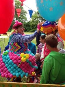 Een clown wil ik zijn!