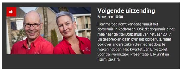 Radio Drenthe Hemmeltied
